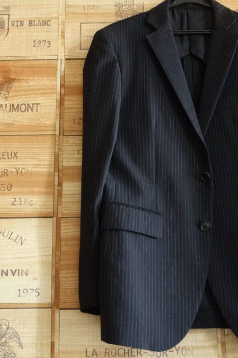 安いスーツのポケット