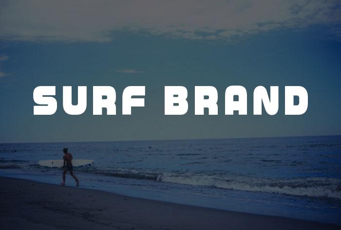 サーフ系ブランド