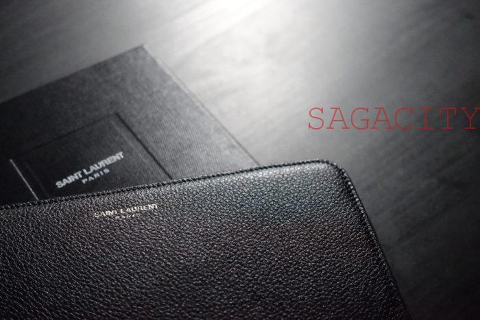 サンローラン財布