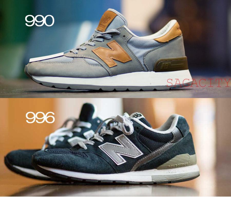 990と996比較