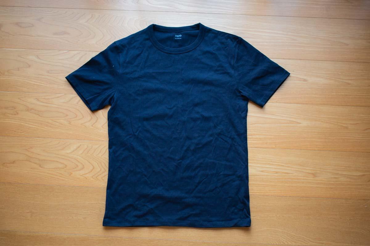 ZOZOのTシャツ