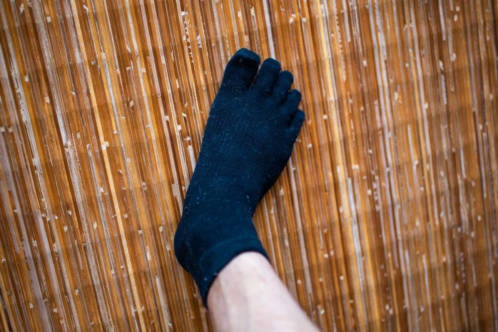 コンフォートサポート5本指靴下