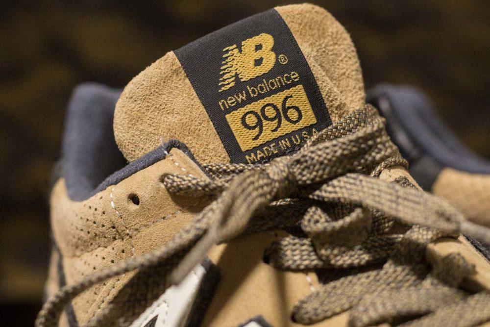 ニューバランスM996