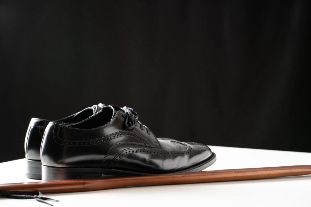 日本製革靴