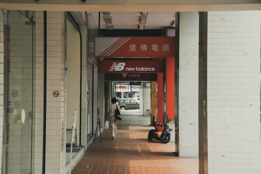 台湾ニューバランス
