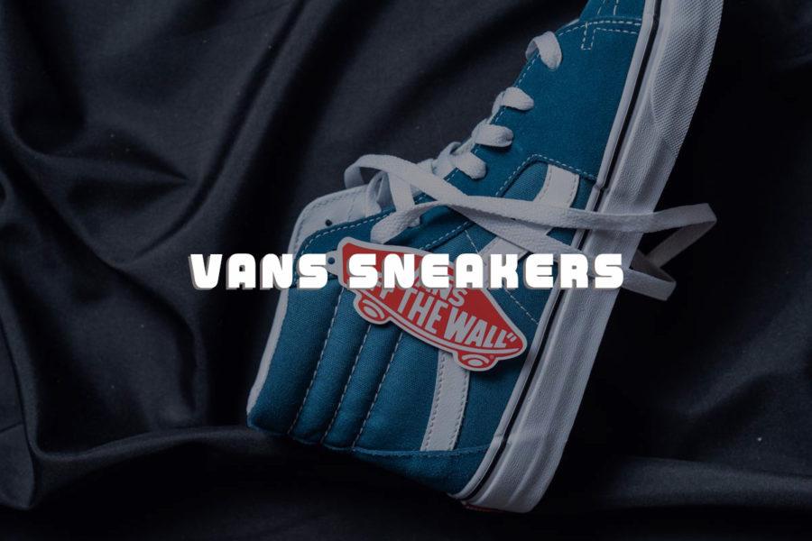 Vans SK8-Hi スケートハイ