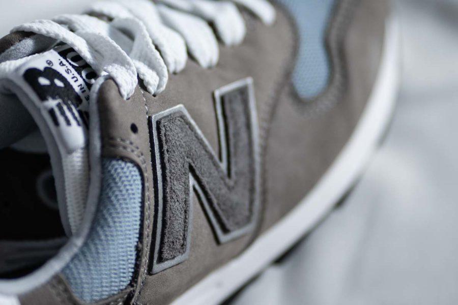 ニューバランスM1400 Nロゴ