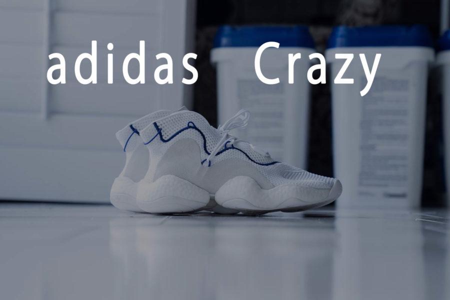 adidas スニーカー クレイジー