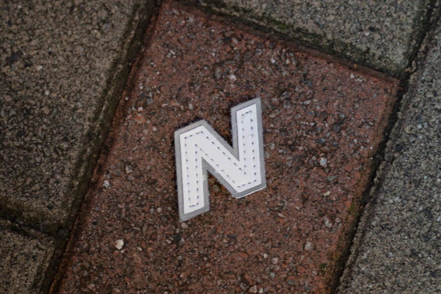 ニューバランスM997 Nロゴが取り外し可能なモデル