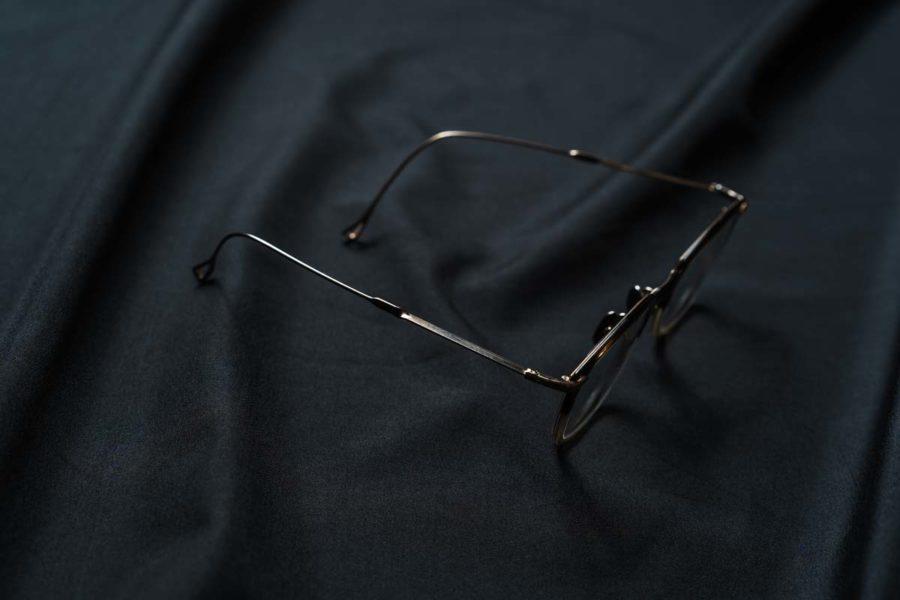 金子眼鏡×イッセイミヤケ