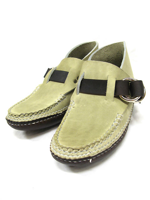 ARROW MOCCASIN 別注