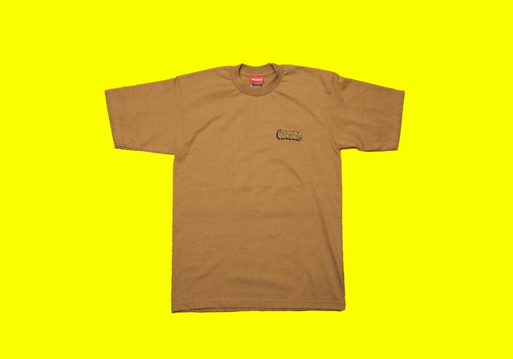 ザ・ビーシェアのOh!theGuiltのTシャツ首元