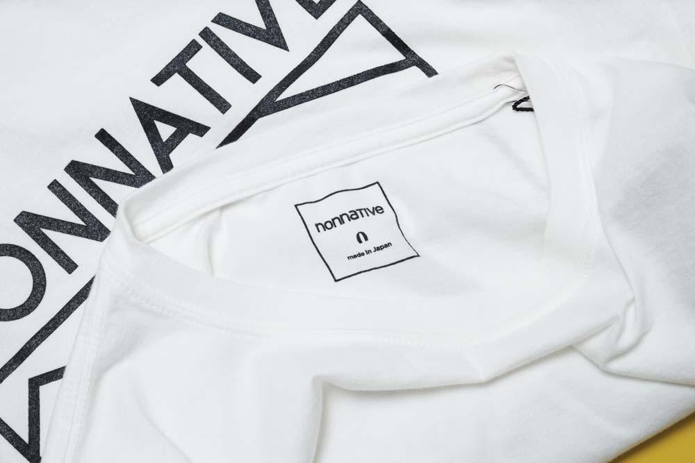 nonnativeとRush HourのコラボTシャツ
