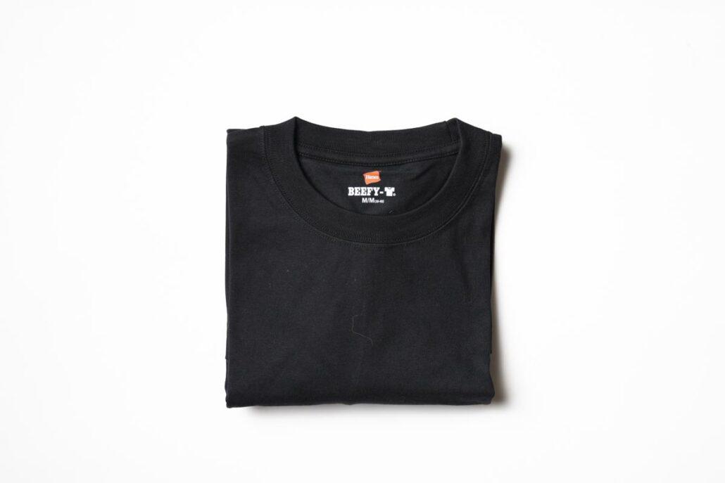 黒の長袖タイプのBEEFY